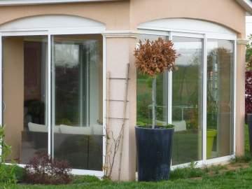 Fabrication et pose de baies vitrées à Albi